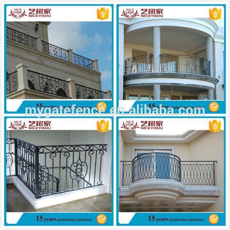veranda railing designs yishujia factory veranda iron railing wrought iron stair