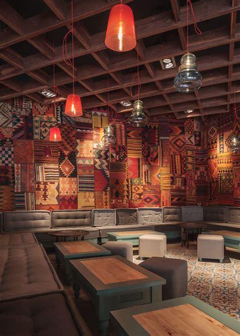 Turkish Restaurant Interior Design by Best 25 Restaurant Bar Design Ideas On