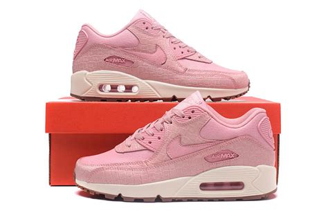 pink pattern air max nike air max 90 classic pink grass matte pattern women