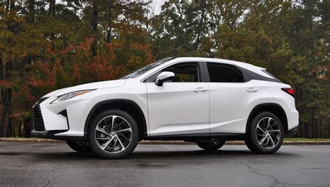 lexus sedan white 2016 lexus rx350 colors