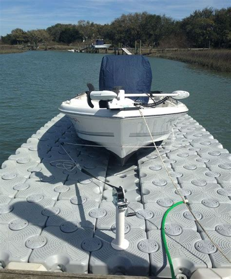 drive on boat dock systems 71 best drive on boat lifts floating docks images on