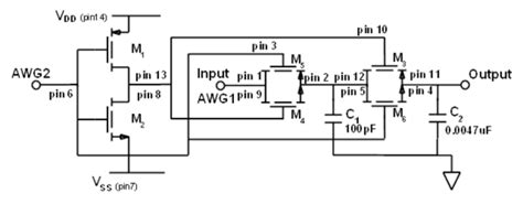 psoc switched capacitor filter switched capacitor low pass filter circuit 28 images patent us20040174209 switched capacitor