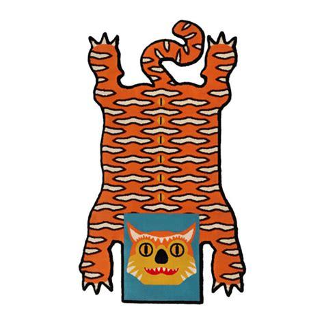 Ikea Tiger Rug | gl 214 dande rug low pile ikea