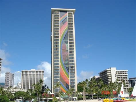 Rainbow Tower rainbow tower picture of hawaiian waikiki