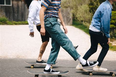 hairstyles for skate boarders từ skateboard đến thời trang thế giới l 224 kh 244 ng c 243 giới hạn