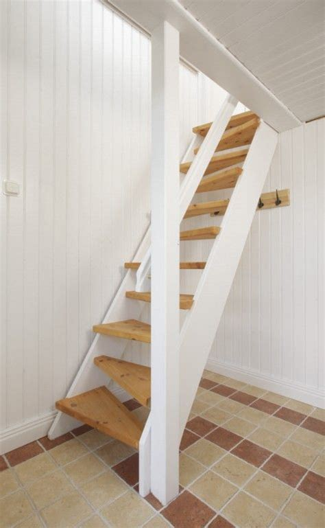 how to build stairs in a small space 26 creative and space efficient attic ladders shelterness