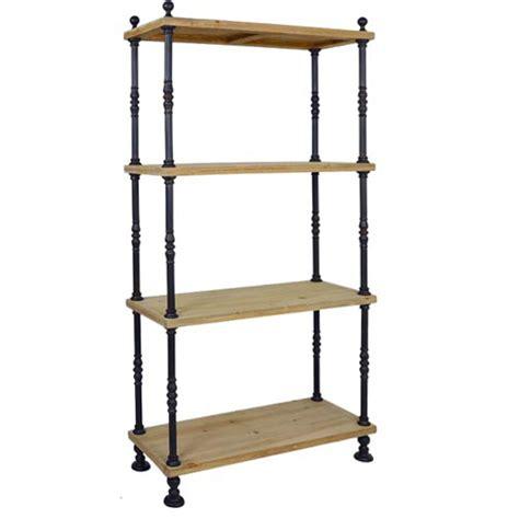librerie in ferro battuto librerie in ferro etagere alta in ferro battuto marrone