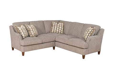 north carolina upholstery furniture king hickory living room melrose fabric sectional 1400