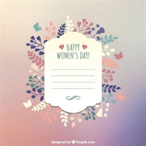 day card templates happy s day greeting card template vector free