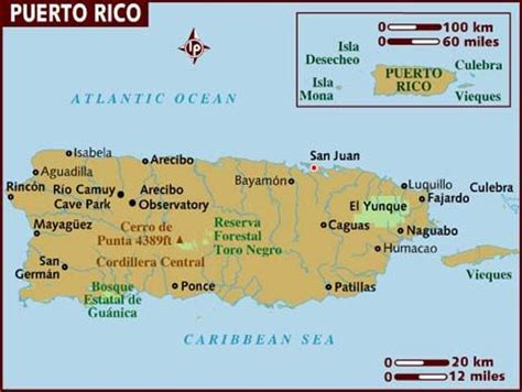 map of the united states and puerto rico pin by chris corthouts on us dependent territories pinterest