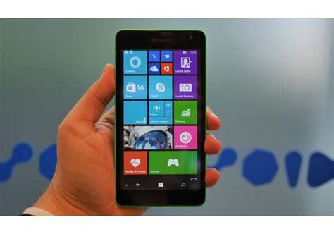 microsoft lumia 535 first non nokia smartphone microsoft s first non nokia smartphone lumia 535 is