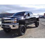Silver Silverado Lifted Images &amp Pictures  Becuo