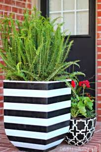 Porch Flower Planters by Best 25 Front Porch Planters Ideas Only On