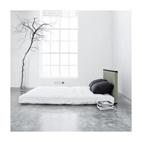 japanese beds on floor maybe stained concrete floors and a japanese bed home
