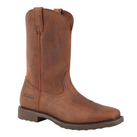 boots farm and ranch durango farm and ranch composite toe wellington boot db005