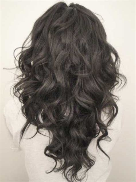 is v shaped layered look good for curly hair v cuts haircuts for curly hair and tags on pinterest