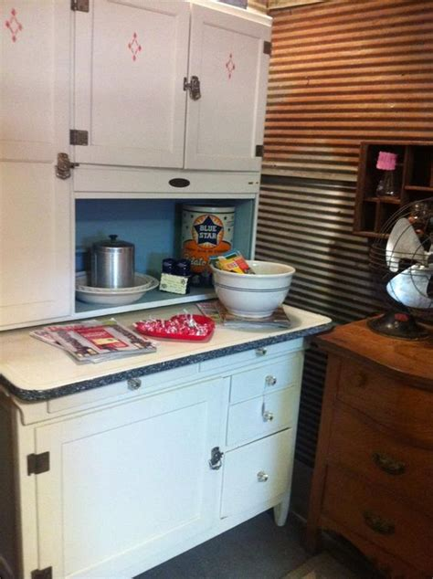 antique kitchen cabinets salvage hoosier cabinet antiques and red and white on pinterest