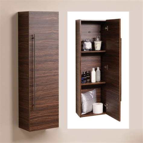 Bathroom Wall Storage Units Wall Mounted Bathroom Cabinets Home Furniture Design