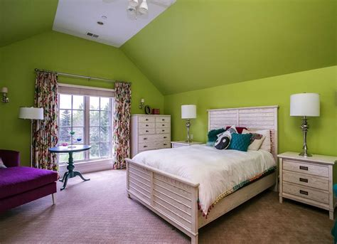 green painted bedrooms lime green paint in bedroom bedroom paint colors to