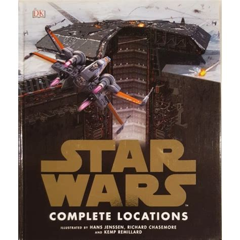 libro star wars complete locations книга star wars complete locations