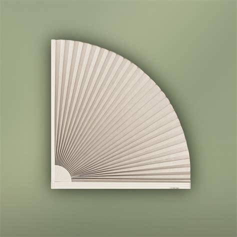 Fan Shades For Arched Windows Designs Quarter Arch Window Covering Contemporary Cellular Shades Houston By Blinds