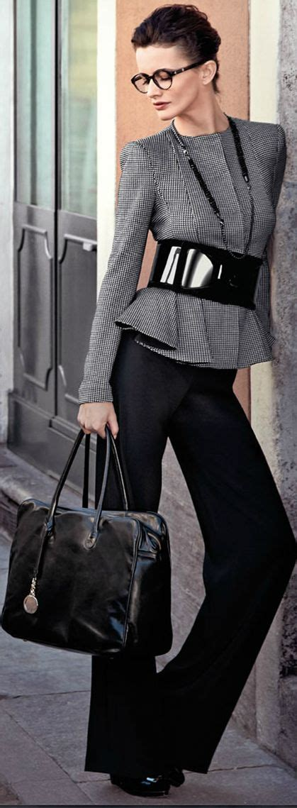 stylish but edgy 20 stylish and edgy work outfits for winter 2013 2014