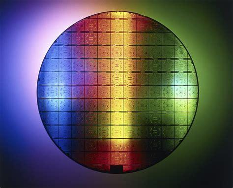 Sirwal Begy Jumbo Canvas Wafer semiconductor wafer photograph by pasieka