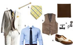 How to suit up like gatsby the compass