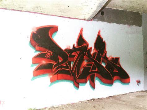 graffiti writer spotlight dark london bombing science