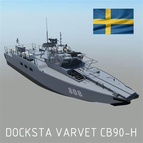 Stopl Cb 90z Mk 3d combat boat 90 h