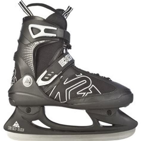 most comfortable hockey skates inline roller skating store k2 exo ice skate men s size 8