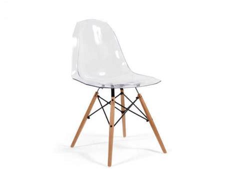 chaises transparentes pas cher chaise design pas cher 80 chaises design 224 moins de 100