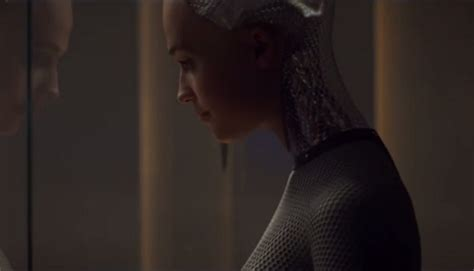 ex machina cast ex machina trailer released