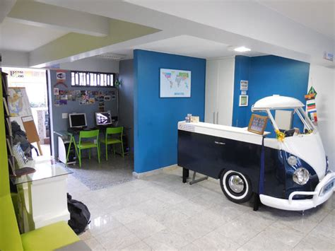 check in desk picture of hostel 7 brasilia tripadvisor
