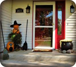 Halloween Front Porch Decorations Halloween Archives Laughing Abi