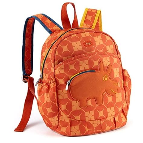 Hippo Backpack buy lug hokey pokey backpack sunset hippo at well ca