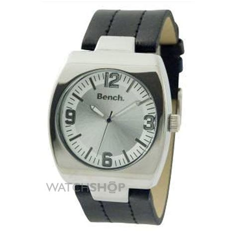 bench mens watch men s bench watch bc0143bkbk watch shop com