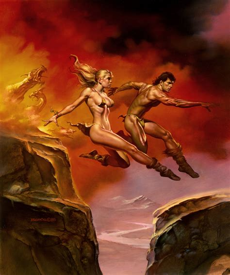 boris vallejo julie jumping boris vallejo and julie bell