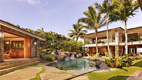 home design center oahu tour beyonce and jay z s hawaii vacation home celebrity