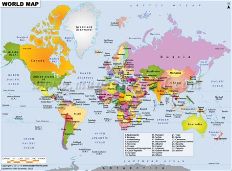 map of the world to show where you been http barton
