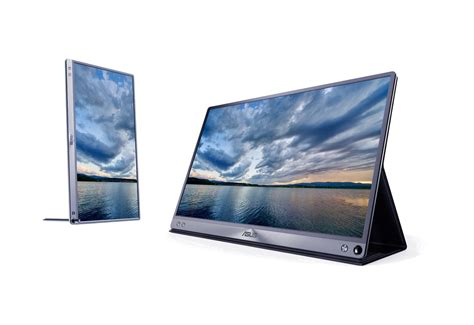 Monitor Portable asus zenscreen is a portable 15 inch monitor that gives your laptop a second screen the verge