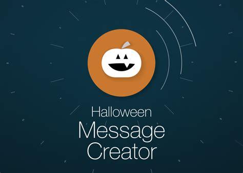 template after effects halloween halloween mesage creator after effects template