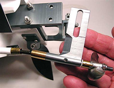 rc boat drive shaft setup stuffing tube prop shaft maintenance rc boat magazine