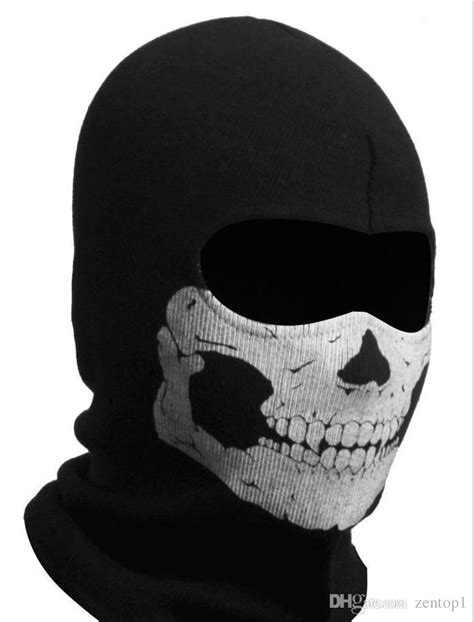 Balaclava Masker Skull Cap Alpinestars 1 9 balaclava ghost mask skull mask cs fitted