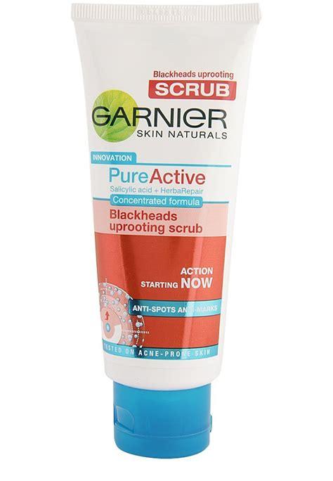 Garnier Active Scrub garnier skin naturals active blackheads uprooting