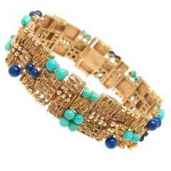Georg Jensen Modernist Bracelet 179 For Sale at 1stdibs