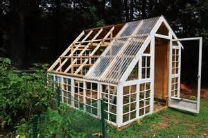 backyard window custom backyard greenhouse with recycled windows