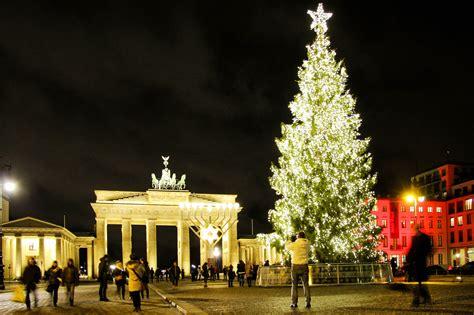 weinachsbaume berlin weihnachtsm 228 rkte in berlin deutschland franks travelbox