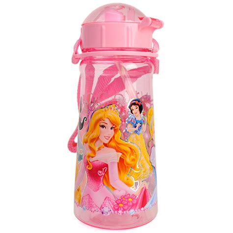 New Generasi 2 Tritan Bottle Bpa Free With Fruit Infused Bottle disney princesswater bottle sports straw shoulder