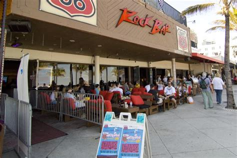 top bars in fort lauderdale review of rock bar 33316 219 s ft lauderdale beach blvd
